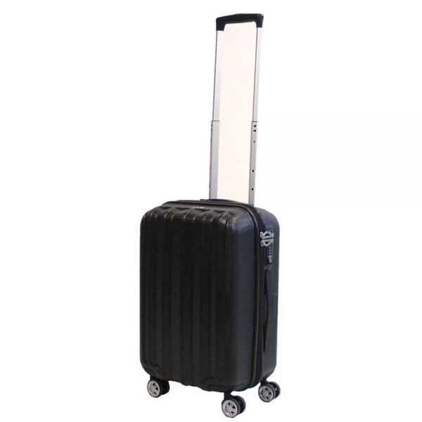 Stratic Pillar 4-Rollen Trolley S 55 cm Black