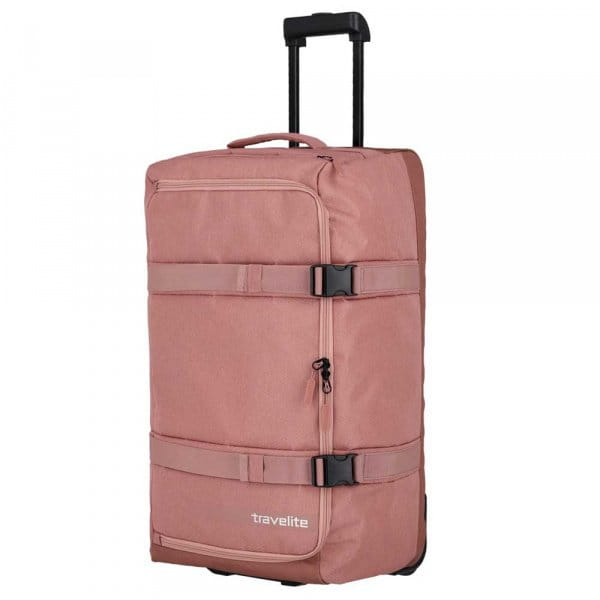 Kick Off Trolley Reisetasche L Rose
