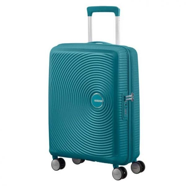 American Tourister Soundbox 4-Rollen Trolley S 55 cm Jade Green