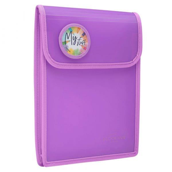 Beckmann Heftebox Purple