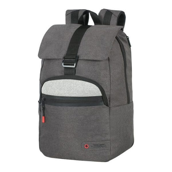 American Tourister City Aim Laptop-Rucksack 15,6 Zoll Anthracite Grey