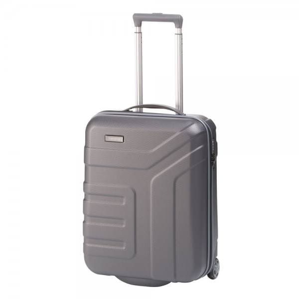 Travelite Vector 2-Rollen Trolley S 55 cm Anthrazit