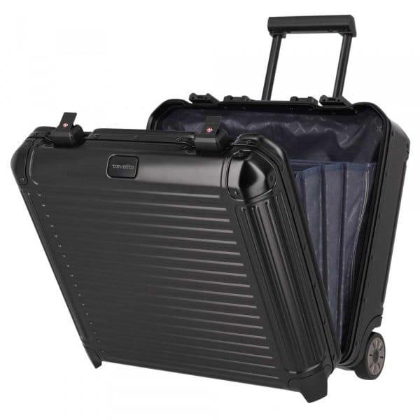 Travelite Next Businesswheeler Schwarz Zusatzbild-4
