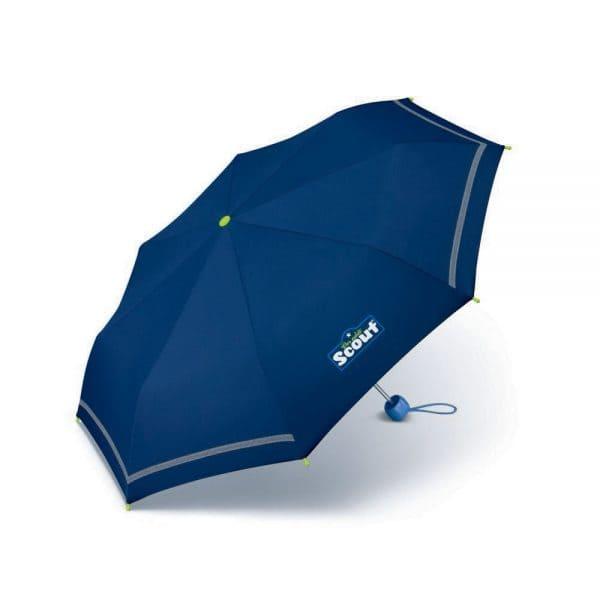 Accessoires - Scout Kinder Regenschirm Blue - Onlineshop Southbag