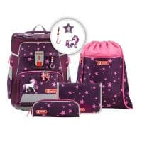 Step by Step SPACE Schulranzen-Set 5tlg Unicorn
