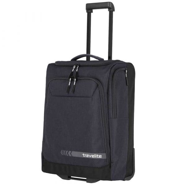 Travelite Kick Off Trolley Reisetasche S Anthrazit