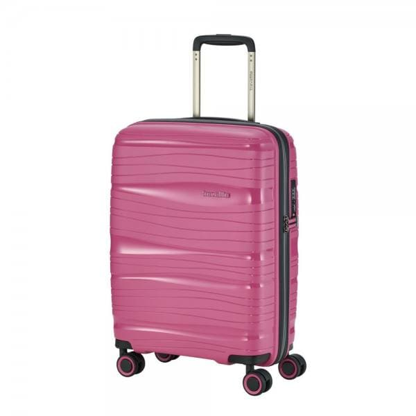 Travelite Motion 4-Rollen Trolley S 55 cm Bonbon