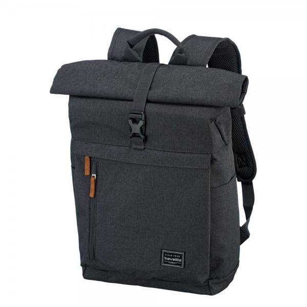 Travelite Basics Rollup Rucksack Anthrazit