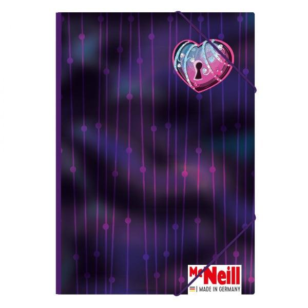 McNeill Gummizugmappe A3 Pearl