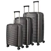 Travelite Air Base Trolley-Set 3tlg S-M-L Anthrazit