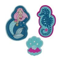 Scout Funny Snaps Set 3tlg Mermaid