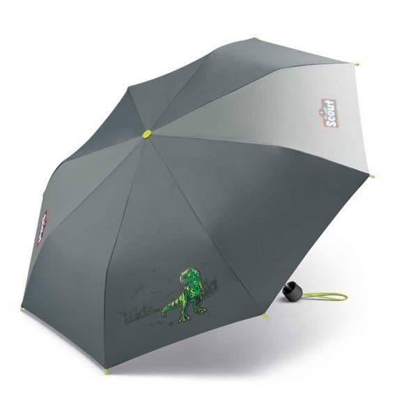 Accessoires - Scout Kinder Regenschirm T Rex - Onlineshop Southbag