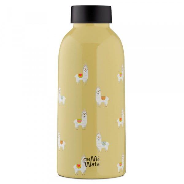 Mama Wata Trinkflasche 470 ml Insulated Llama