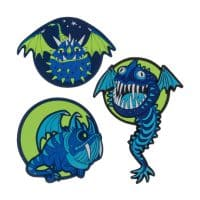 Scout Funny Snaps Set 3tlg Flying Monsters