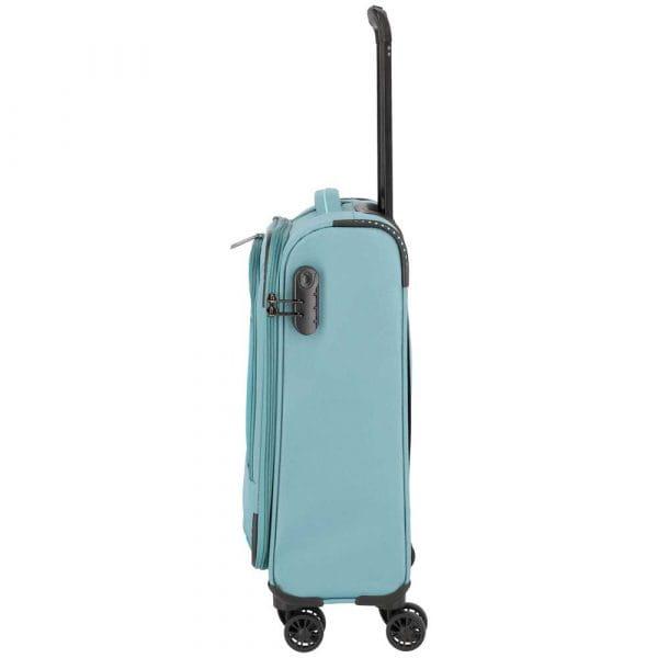 Travelite Arona 4-Rollen Trolley S 55 cm Aqua Zusatzbild-2