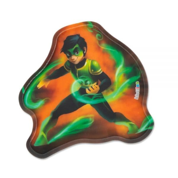 Ergobag Kontur Klettie Superheld