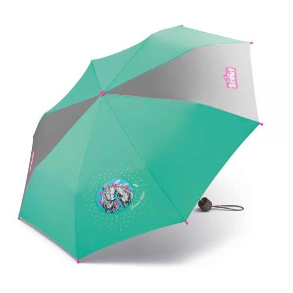 Accessoires - Scout Kinder Regenschirm Summer Green 2019 - Onlineshop Southbag