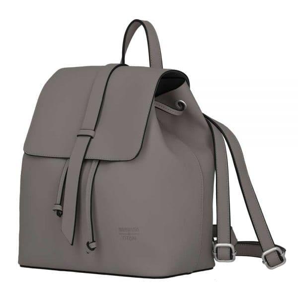 BARBARA & TITAN Pure Backpack Grey