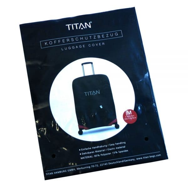 Titan Luggage Cover Kofferschutzhülle M+ 1