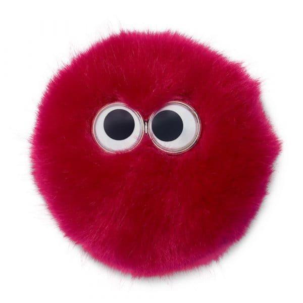 Ergobag Flausch-Klettie Pink-Flausch