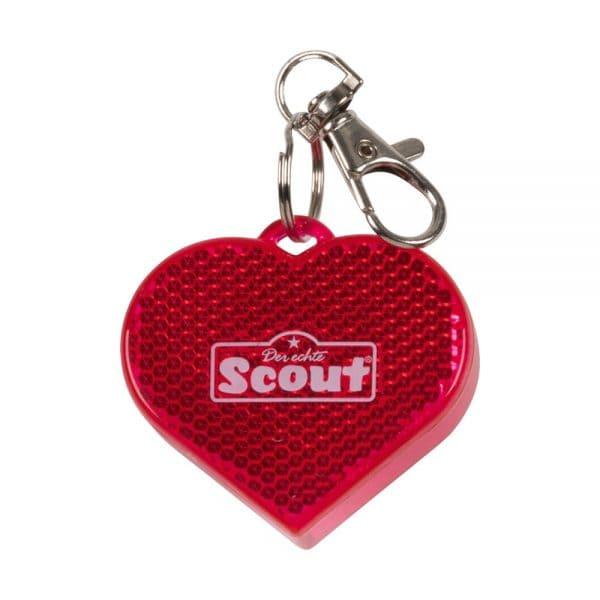 Scout Blinkie Anhänger Pink Heart 1