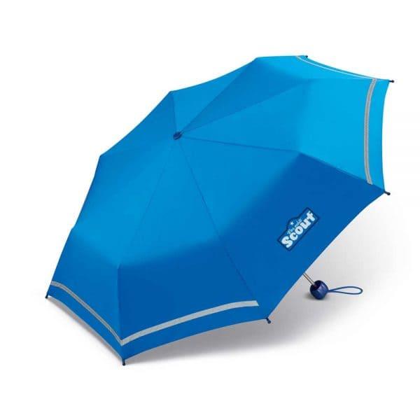 Accessoires - Scout Kinder Regenschirm Royal Blue - Onlineshop Southbag